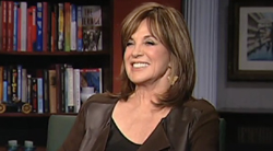 Linda Gray on BETWEEN THE LINES